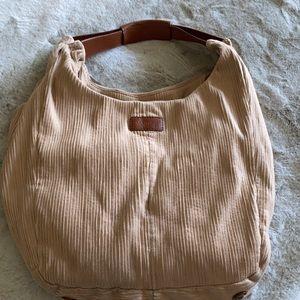 Max & Co Corduroy Tote Bag